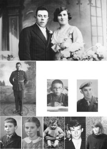 Decoster Georges familie