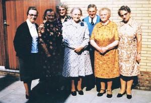 Van Moortel Remi gouden jubileum 1977