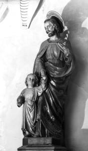 Jozef met kind